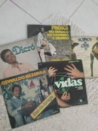 Título do anúncio: Discos de vinil antigos e raros (cada unidade 150)