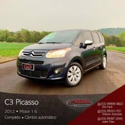 Título do anúncio: Citroën - C3 Picasso Excl. 1.6 Flex 16V 5p Aut. - 2012