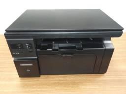 Título do anúncio: Impressora HP Laserjet M1132 MFP (2 Unidades Disponíveis)