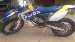 Título do anúncio: Husaberg FE-450 2009 moto de trilha