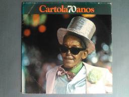 Disco de Vinil - Cartola 70 Anos