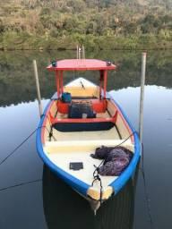 Título do anúncio: Barco de Fibra