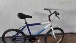 Bicicleta media