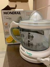 Espremedor de laranja novo, nunca usado