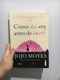 Título do anúncio: Livro Como eu era antes de você - Jojo Moyes