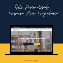 Título do anúncio: Vou criar um site profissional para o seu negócio! Fale Comigo.