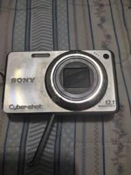 Título do anúncio: Camera Sony + case de Merhulho