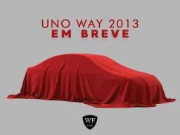 Título do anúncio: Fiat UNO WAY 1.4 8V