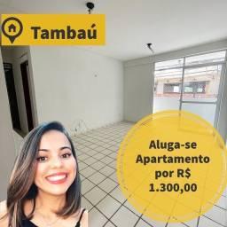 Título do anúncio: Flat em Tambaú próximo ao Busto de Tamandaré