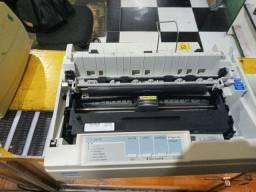 Título do anúncio: Impressora Epson matricial LX 300 + 2