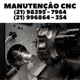 Título do anúncio: Máqutenção de Tornos CNC, Mecânicos, Semi - Automáticos e Automáticos.