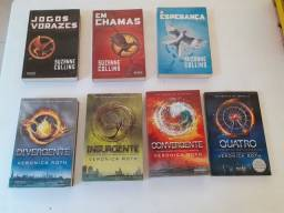 Vendo livros diversos a R$ 10