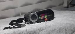 Título do anúncio: Vendece câmera e filmadora mirage vai com cabo e cartão de memória R$70.00