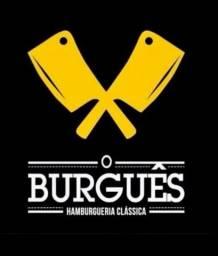 Título do anúncio: Hamburgueria Delivery Savassi contrata