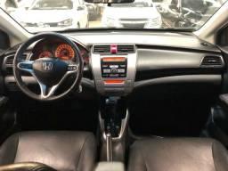 Honda city 1.5 automático - 2012