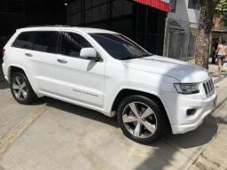 Grand Cherokee Limited 3.0 4x4 Diesel 13/14(Impecável) - 2014