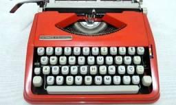 Maquina de escrever antiga (perfeito estado)