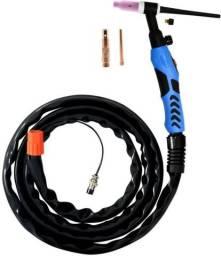 Tocha Seca Tig Valvulada - Transforma sua Inversora de eletrodo em Máquina Tig