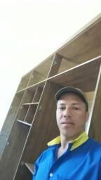 Montador de Móveis e Instalações e na JMM MONTAGEM DE MOVEIS E INSTALAÇÕES .JUNIOR