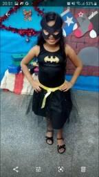 Fantasia da Batgirl infantil