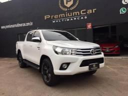 Toyota Hilux SRV 2.7 4x4 2018 COMPLETO - 2018