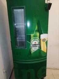 Freezer cervejeiro Heineken