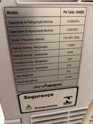 A condicionado portátil 10000 btus