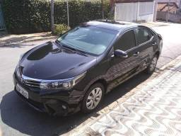 Vendo Corolla GLI Segundo Dono! Impecável - 2017