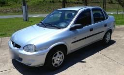 GM Corsa Classic Sedan Life ÁLCOOL Original - 2006
