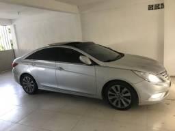 Hyundai sonata gls ( troco por s10) - 2012