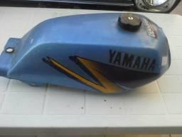 Tanque de moto antiga yamaha rd
