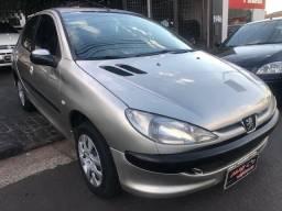 Peugeot 206 1.4 Presence Flex 4 portas [Completo] - 2006