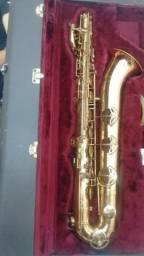 Sax Baritono Jupiter c/ la Grave