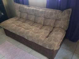 Sofa cama fofao em mega promocao