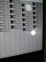 Taças de chopp 300ml e canecas de 500ml