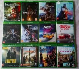 Jogos Novos e Usados de Xbox One