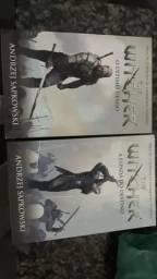 Livros I e II The witcher