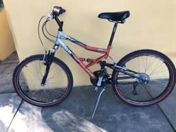 Bicicleta aro 24 seminova