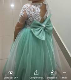 Vendo vestido luxo ABC