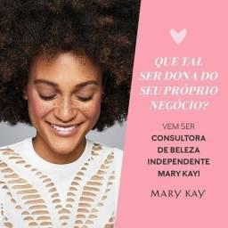 Seja uma consultora Mary Kay ?