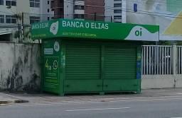 Vende-se Banca de Jornal e Revista