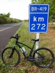 Caloi Easy Rider alumínio Shimano 21v aro 29