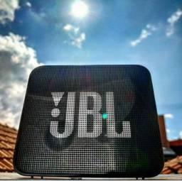 Caixa de Som JBL Go 2 Original - (A Prova D'Água)