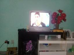 TV de 20 mas conversor digital