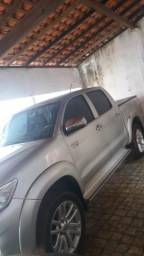 Hilux completa - 2013