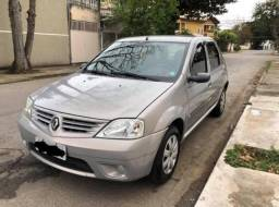 Renault Logan Authentique 1.0 FLEX 16v 4P 2009 - 2009