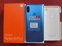 Celular Xiaomi redmi not6 pro 32gb