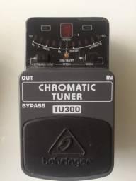 Pedal Afinador Chromatic Behringer TU300