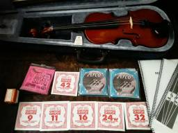 Violino antigo profissional