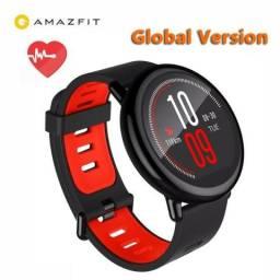 Relógio Gps Corrida Smartwatch Xiaomi Mi Amazfit Pace Global